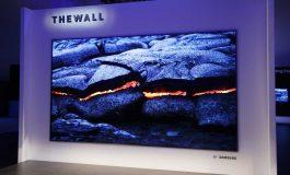 سامسونگ از The Wall تلویزیون 146 اینچی ماژولار و MicroLED خود پرده برداشت