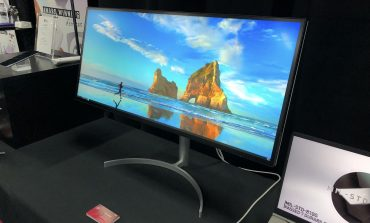 نمایشگر فوق عریض 34 اینچی الجی با رزولوشن 5K چشمان شما را نوازش خواهد داد