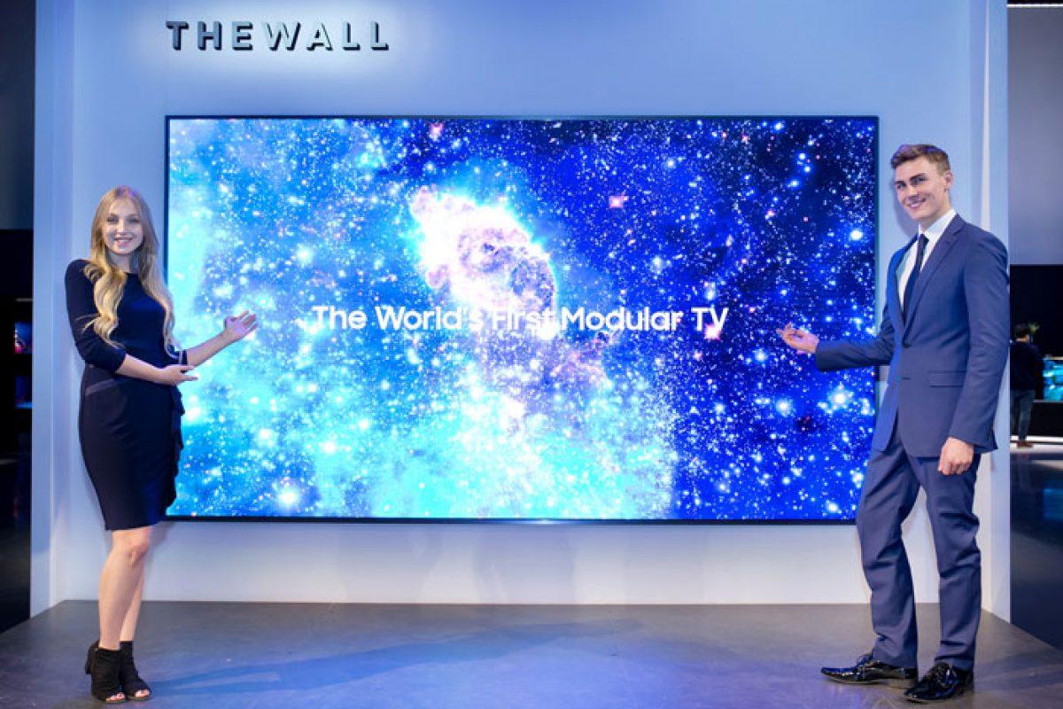 نامهای تجاری جدید سامسونگ نوید در راه بودن تلویزیونهای غولپیکر را میدهد
