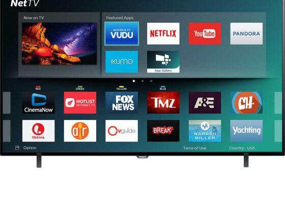 شرکت فیلیپس تلویزیون 4K جدیدی را با قابلیت HDR دالبی ویژن عرضه کرد