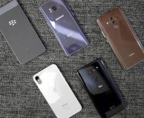 5 گوشی هوشمند با بهترین عمر باتری را بشناسید