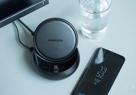 گلکسی S9 به همراه Dex Pad سامسونگ عرضه خواهد شد