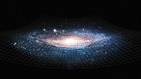 fabric of spacetime
