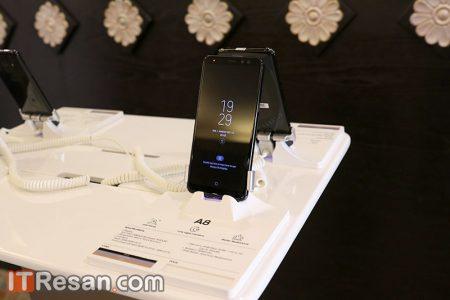 Galaxy-A8-Seminar-1-450x300 گوشیهای سامسونگ گلکسی A8 و A8 پلاس بهصورت رسمی در ایران رونمایی شد!