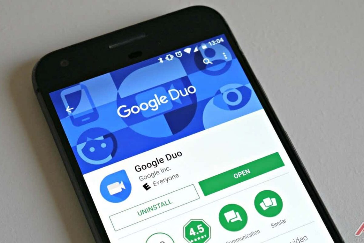 گوگل Duo به شما امکان میدهد حتی با افرادی که این اپلیکشین را ندارند هم تماس تصویری بگیرید