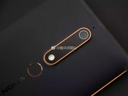 Nokia-6-2018-leaked-images-3-450x338 اولین تصاویر واقعی نوکیا 6 (2018) ساعاتی پیش از رونمایی رسمی منتشر شد