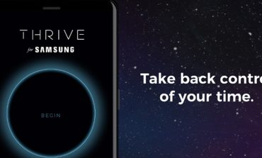 با اپلیکیشن Thrive در گلکسی نوت 8 زمان خود را مدیریت کنید!