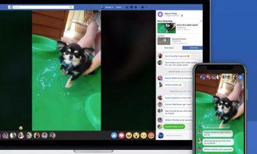 فیسبوک با معرفی Watch Party، تماشای همزمان ویدیوها را با دوستان امکانپذیر کرد