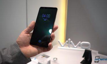 ویوو از گوشی X20 پلاس با اسکنر اثر انگشت زیر نمایشگر در روز 24 ژانویه رونمایی خواهد کرد