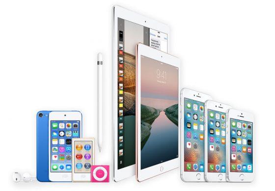سرورهای اپل دسترسی به فریمورهای قدیمیتر iOS را برای یک مدت کوتاه صادر کردند