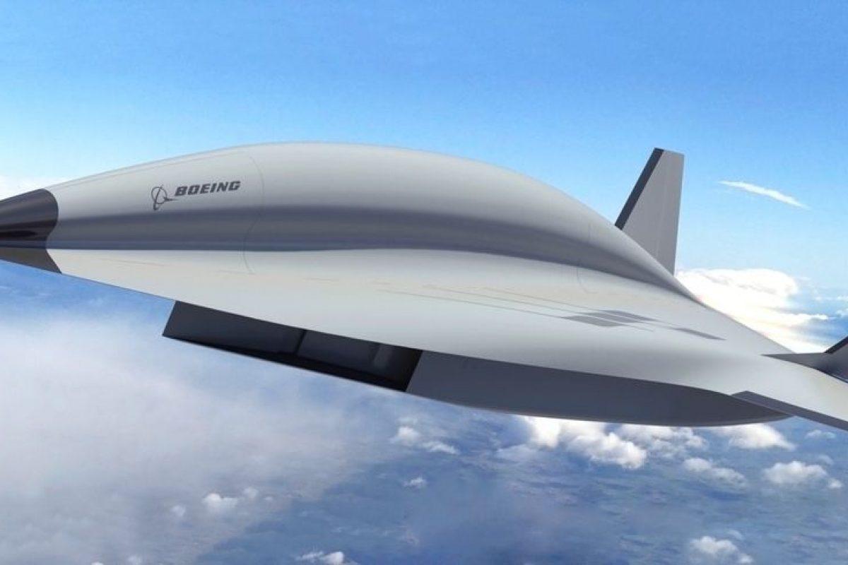 هواپیمای مافوق صوت بوئینگ با سرعتی بیش از ۶هزار کیلومتر در ساعت!