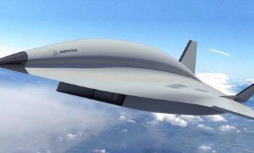 هواپیمای مافوق صوت بوئینگ با سرعتی بیش از 6هزار کیلومتر در ساعت!
