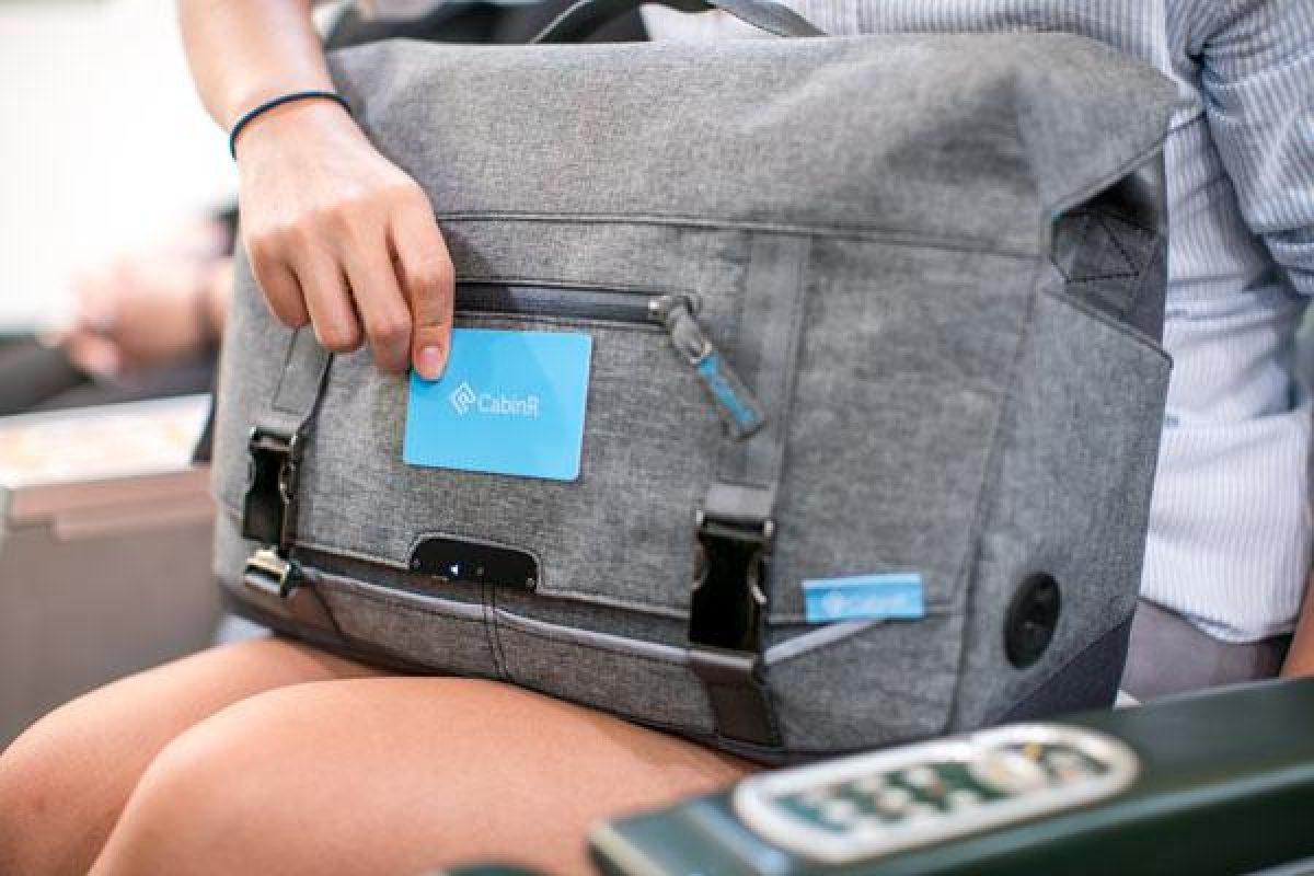 کیف ضد سرقت CabinR مجهز به اعلان هشدار سرقت رونمایی شد