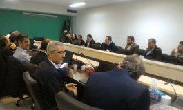 رئیس هیات مدیره سازمان نظام صنفی استان تهران انتخاب شد