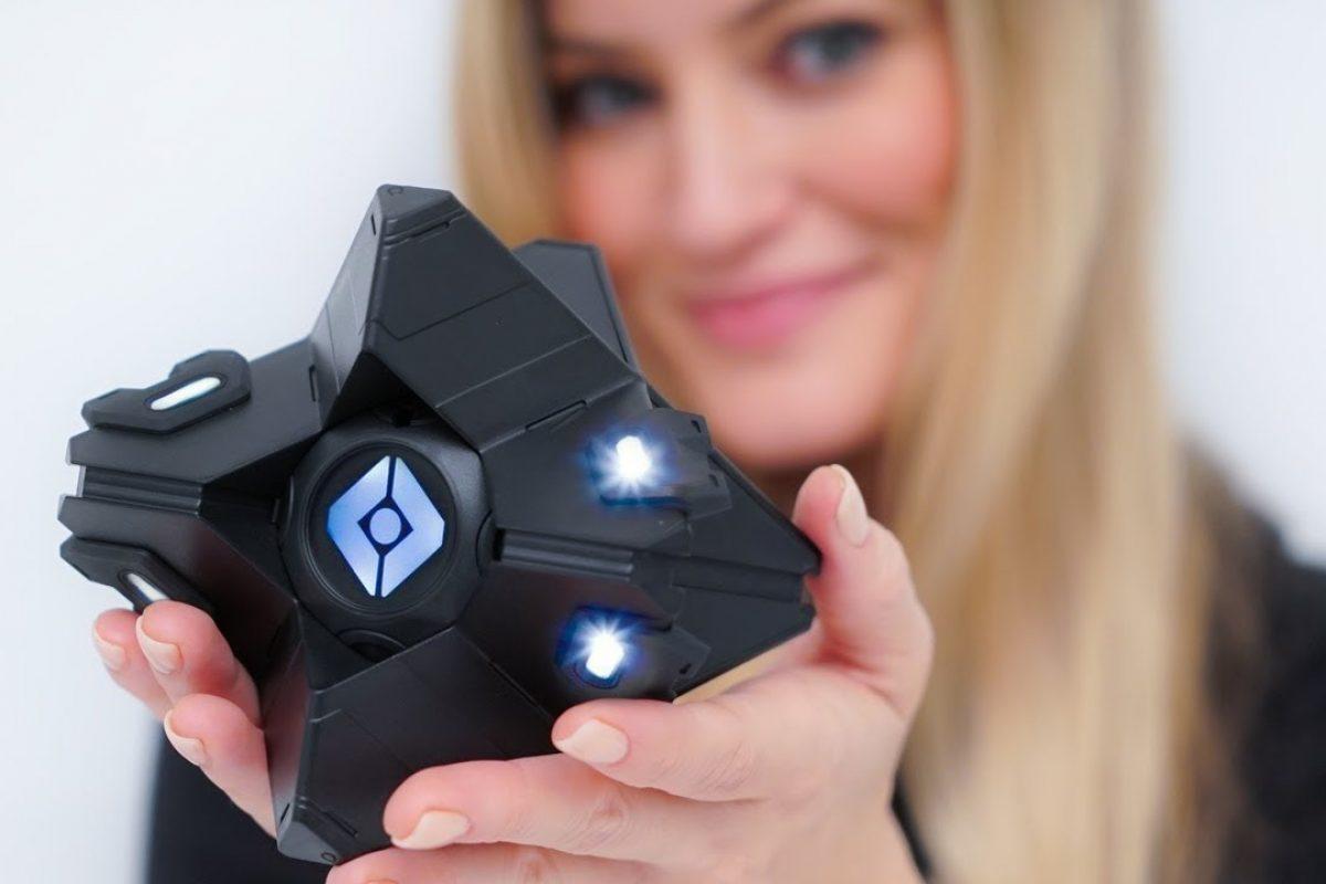 جعبه گشایی و بررسی Destiny 2 Alexa Ghost