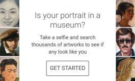 با استفاده از گوگل نقاشیهای مشهور شبیه به چهره خود را پیدا کنید