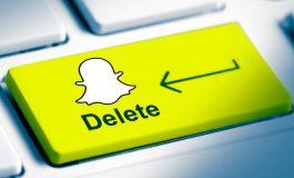 چگونه اکانت اسنپچت خود را حذف کنیم؟
