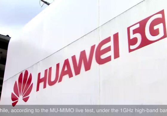 هواوی از مودم 5G در MWC 2018 رونمایی کرد