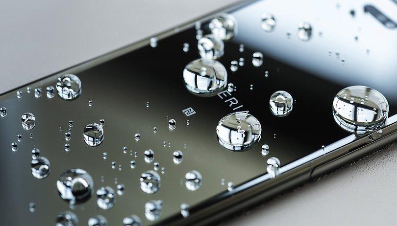 AndroidPIT-sony-xperia-xz-premium-9498-w810h462 سونی اکسپریا XZ پریمیوم بالاترین رتبه در رتبهبندی انتوتو را تصاحب کرد