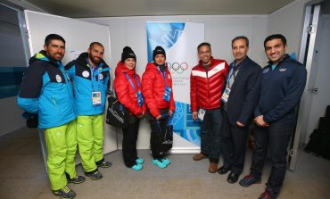 گوشیهای سامسونگ به ورزشکاران ایرانی در المپیک 2018 اهدا شد + عکس