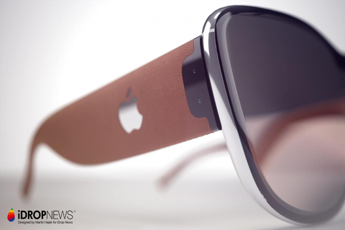 طرح مفهومی عینک هوشمند اپل را از اینجا ببینید!