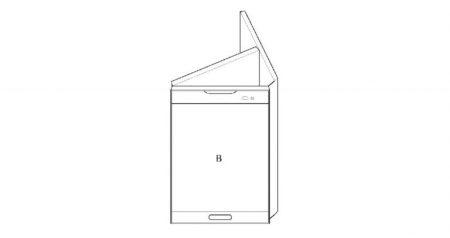 LG-Foldable-Display-Device-WIPO-5-768x407-450x238 پتنت جدید الجی یک اسمارتفون منعطف با نمایشگر سه صفحهای را نشان میدهد