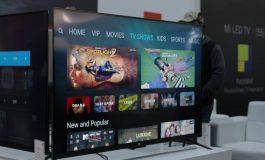 تلویزیون هوشمند 55 اینچی شیائومی با نام Mi LED TV 4 معرفی شد