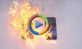 تست مقاومت گلکسی S8 و آیفون X در برابر حرارت (ویدئو اختصاصی)