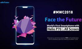 Ulefone نمایش خود را با گوشی T2 Pro در MWC 2018 برگزار خواهد کرد