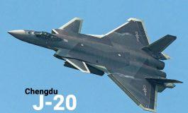 هواپیمای جنگنده فوق مدرن چین با نام J20 را بشناسید