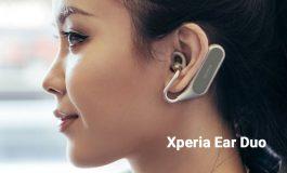 ایرفون سونی Xperia Ear Duo با قیمت 280 دلار راهی بازار میشود