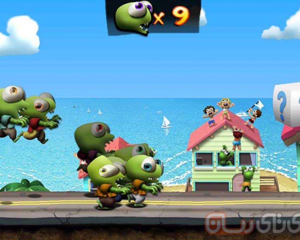 Zombie-Tsunami-5-1000x800 بررسی بازی Zombie Tsunami؛ سیل خروشان زامبیها!