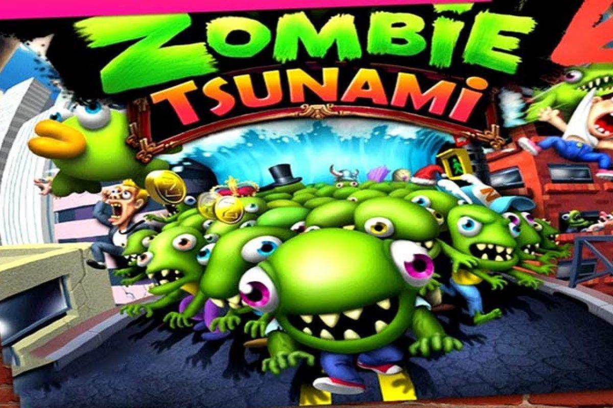 بررسی بازی Zombie Tsunami؛ سیل خروشان زامبیها!
