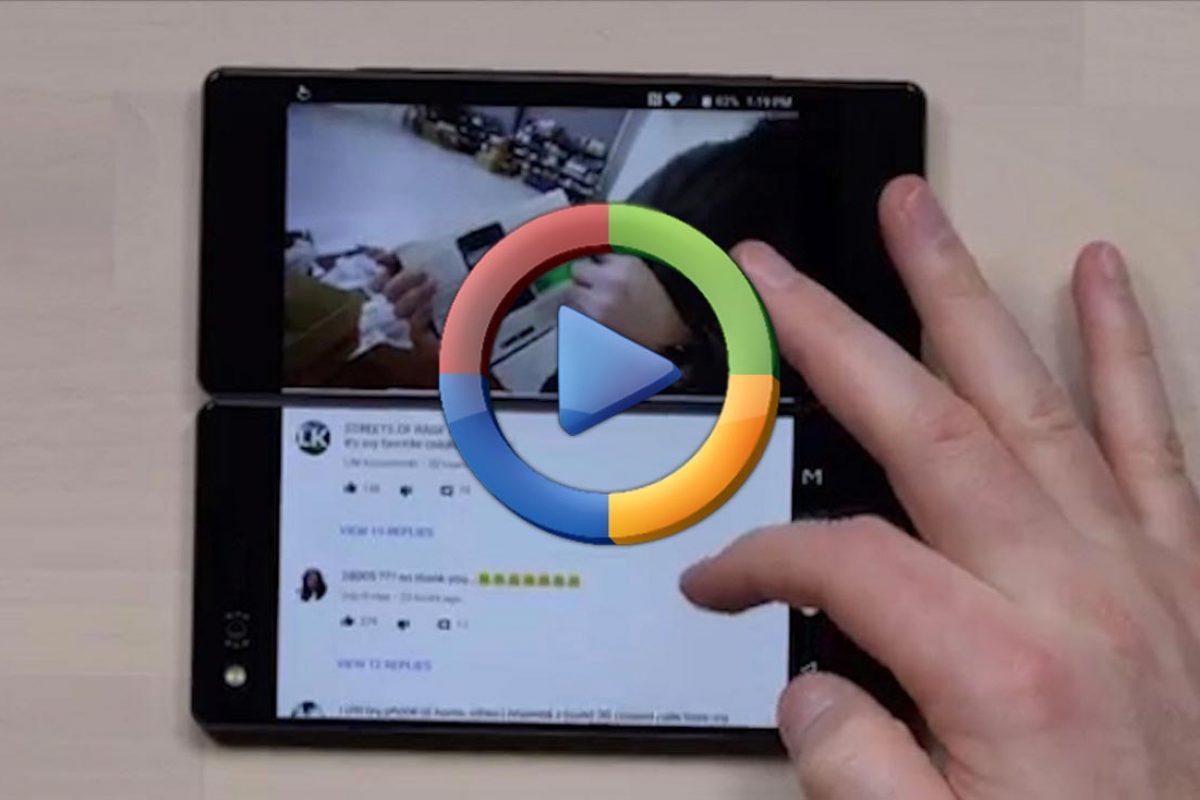 بررسی زدتیای Axon M؛ یک گوشی هوشمند با دو نمایشگر! (ویدئو اختصاصی)