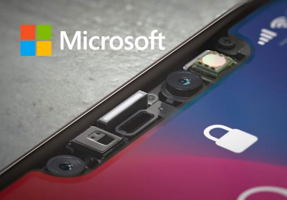 اپلیکیشن ثبت اختراع شده مایکروسافت میتواند منجر به ساخت گوشیهای اندرویدی و iOS با ناچ کوچکتر شود