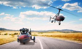 با اولین خودروی پرنده واقعی دنیا آشنا شوید!