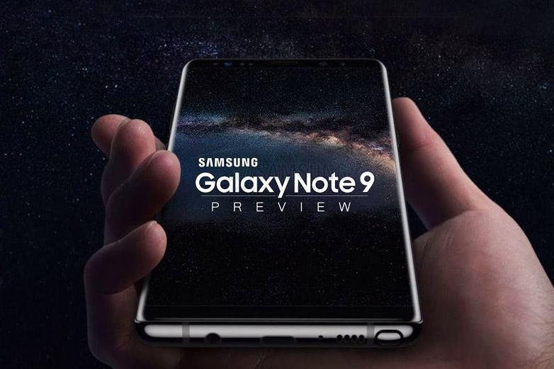 samsung-galaxy-note-9-rumored-to-have-one-feature-the-iphone-x-lacks-1 امتیاز بنچمارک گلکسی نوت 9 با پردازنده اگزینوس 9810 منتشر شد