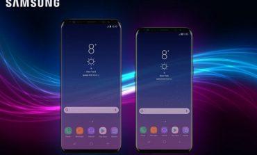 مقایسه نسبت نمایشگر به بدنه در گوشیهای گلکسی S8 و گلکسی S9