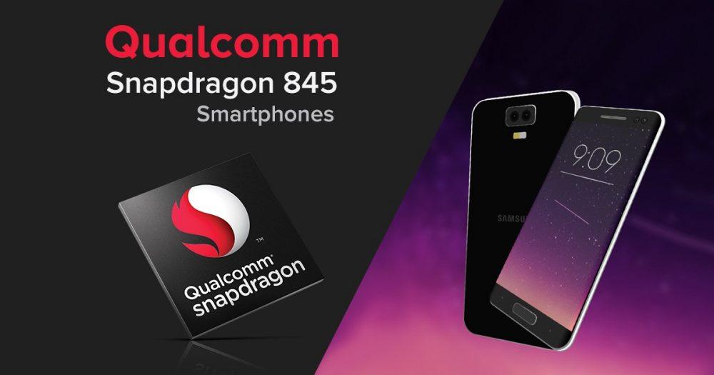 snapdragon-845-1000x525 سامسونگ قصد دارد یک گوشی از سری A را با چیپست اسنپدراگون 845 معرفی کند