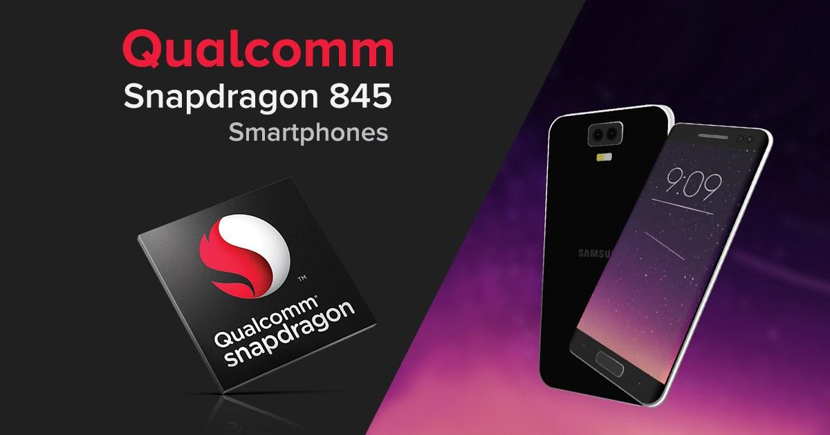 snapdragon-845 سامسونگ قصد دارد یک گوشی از سری A را با چیپست اسنپدراگون 845 معرفی کند