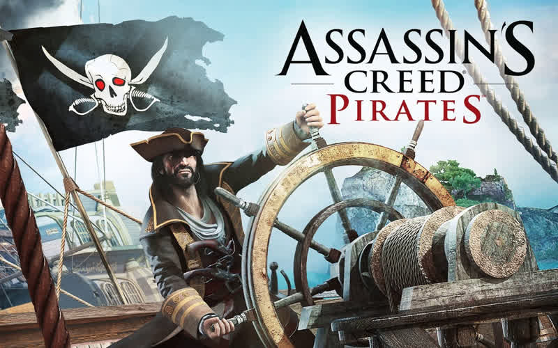بهترین بازیهای اندروید - Assassin's Creed Pirates