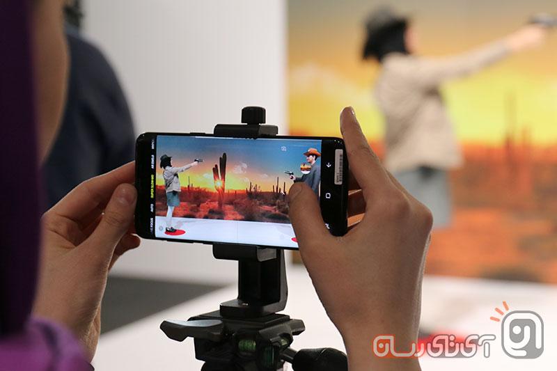Galaxy-S9-Seminar-7 مقایسه آیفون Xr با گلکسی S9 سامسونگ: رقبای شایستهای از شرق و غرب!