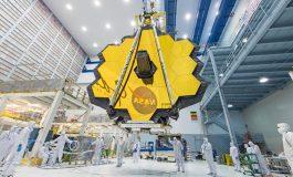 ناسا پرتاب تلسکوپ فضایی جیمز وب را تا سال 2020 به تاخیر انداخت