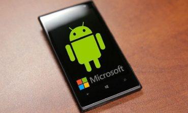 مایکروسافت گوشیهای اندرویدی بیشتری از مدلهای ویندوزفون بهفروش میرساند!