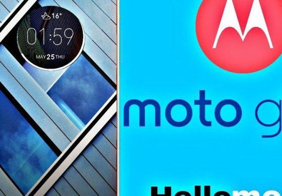 تصاویری از اسمارتفون موتو G6 Play منتشر شد