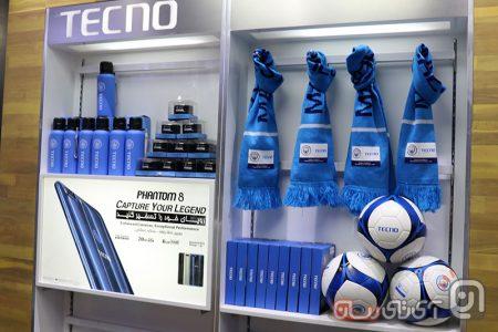 TECNO-Mobile-3-450x300 فروشگاه رسمی تکنو موبایل در ایران افتتاح شد