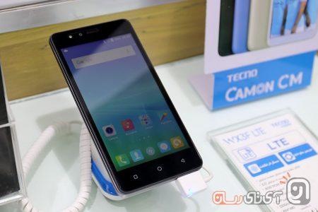 TECNO-Mobile-6-450x300 فروشگاه رسمی تکنو موبایل در ایران افتتاح شد