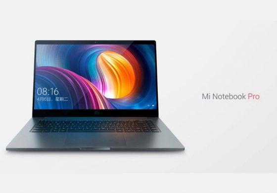 نسخه جدید Mi Notebook Pro گواهینامه 3C را دریافت کرد