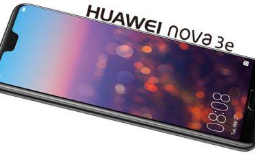 هواوی نوا 3e با دوربین دوگانه و طراحی مشابه آیفون X بهزودی معرفی میشود