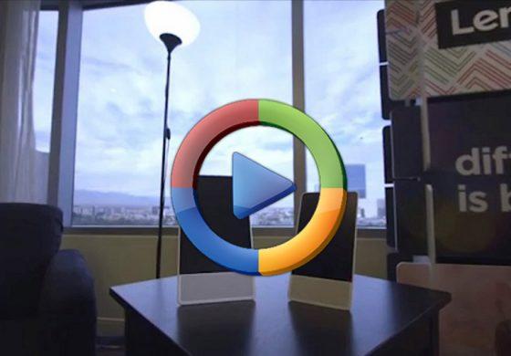 بررسی نمایشگر هوشمند لنوو (ویدئو اختصاصی)